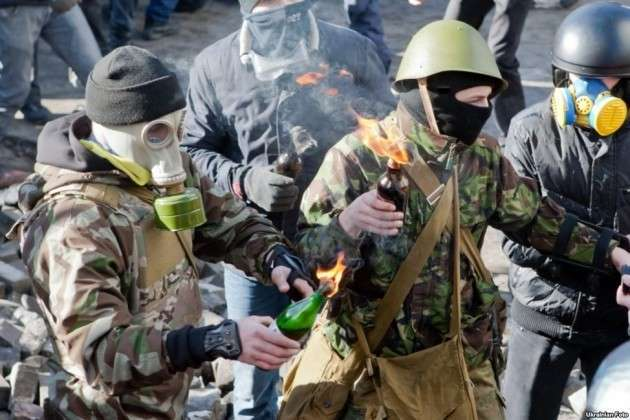 Радикалы киевского Майдана
