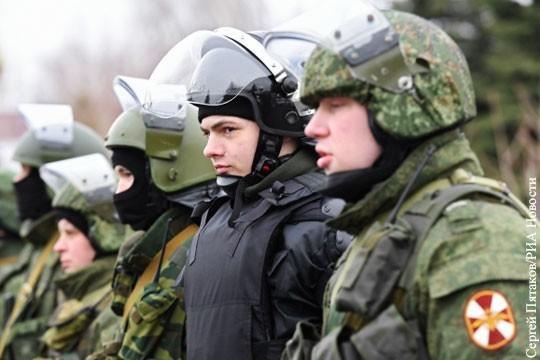 Чечня: Росгвардия подверглась нападению боевиков, погибли шестеро сотрудников