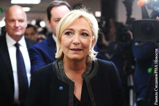 Марин Ле Пен в Госдуме РФ согласовывает планы перед выборами