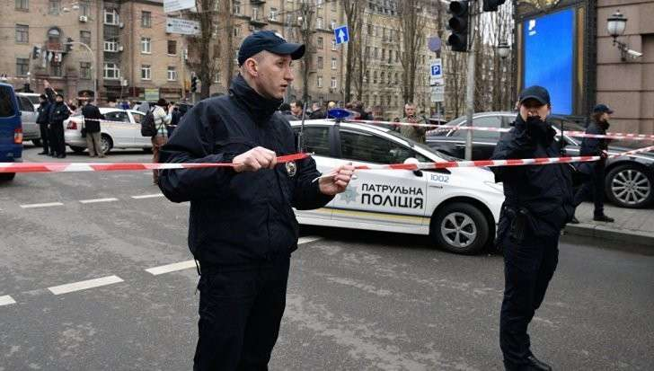 Украина: имя убийцы Вороненкова названо МВД