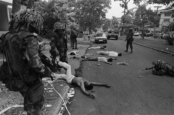 Вторжение США в Панаму 1989: забытая правда о «восстановлении американской демократии»