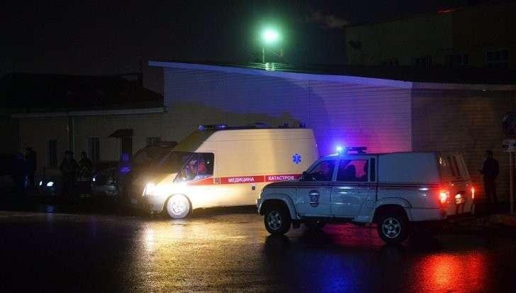 Казань: взрыв и пожар на пороховом заводе