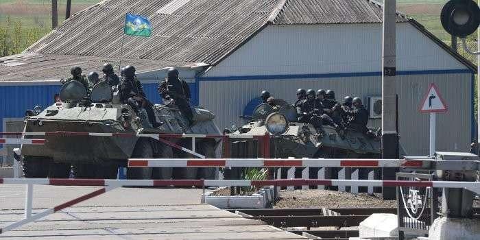 Украинский спецназ развернёт оружие против своих хозяев