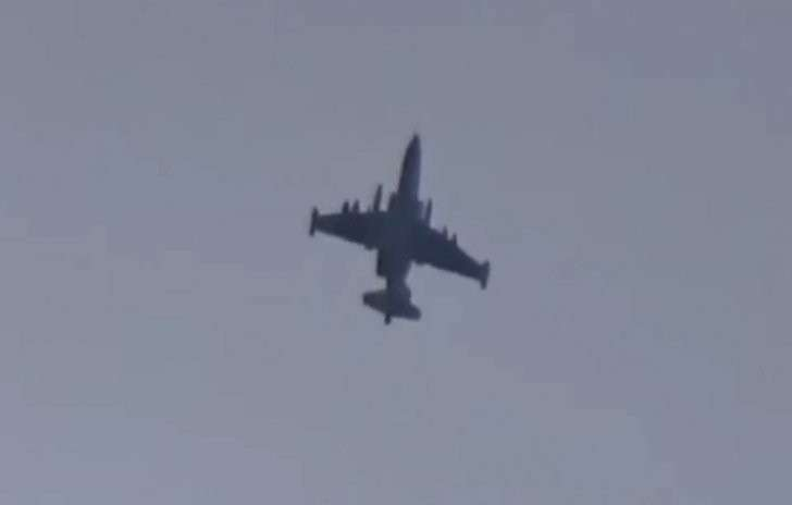 Сирия, Хама: правительственная армия и ВКС России смешивают «чертей» с землёй