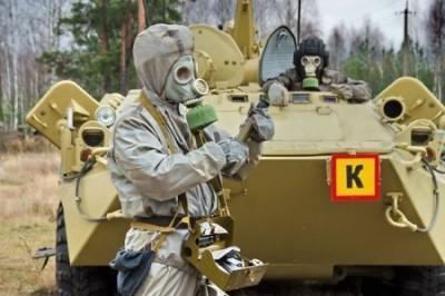 Балаклея: радиационный фон зашкаливает!
