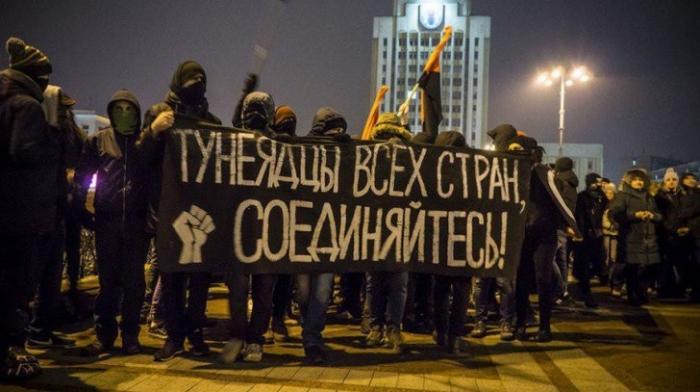Алексей Навальный вместе со своим «профсоюзом тунеядцев» ведёт молодёжь на провокацию