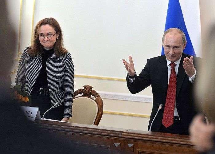 Почему Владимир Путин назначил Эльвиру Набиуллину на пост главы Центробанка