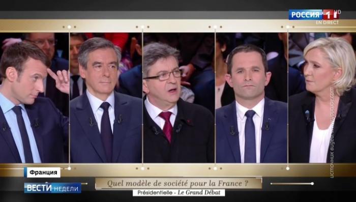 Выборы во Франции: кандидаты предлагают закрыть границы, выйти из НАТО и признать Крым