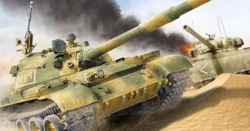 Сирия: Русские танки спасают экипаж от американских ракет TOW