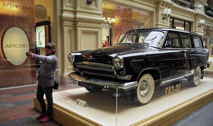 В России хотят возродить производство автомобилей