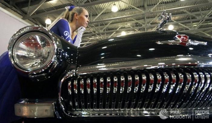 В России могут возобновить производство автомобилей «Волга»