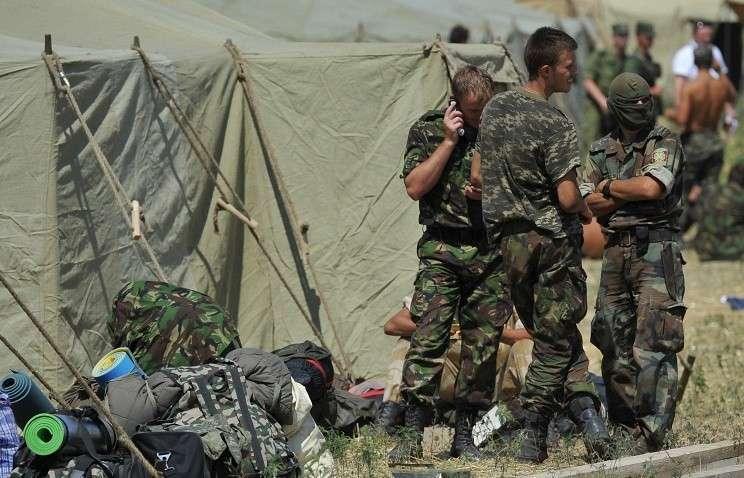 Хунта обвинила в дезертирстве военнослужащих, вернувшихся на Украину после пребывания в РФ