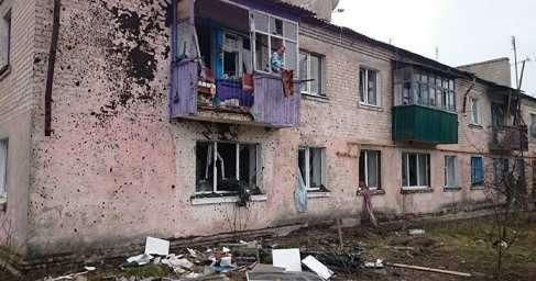 Балаклея: тушенка в банках и полиэтилен на окнах