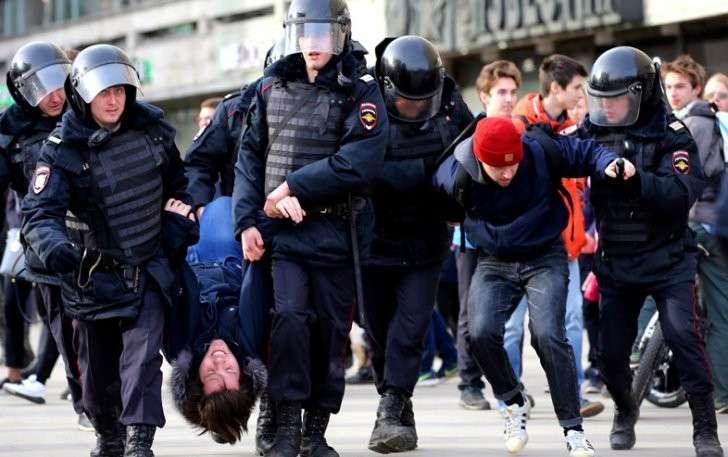 Антикоррупционные протесты: Россия возвращается к Болотной?