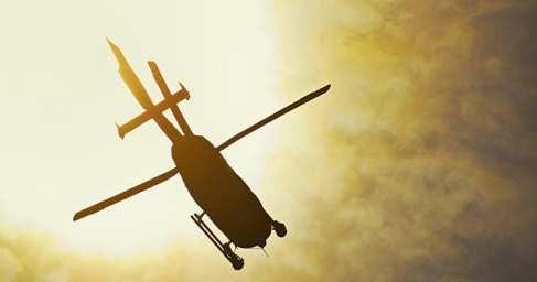 Балаклея: вертолет карателей ВСУ уничтожили, чтобы ликвидировать комиссию Минобороны