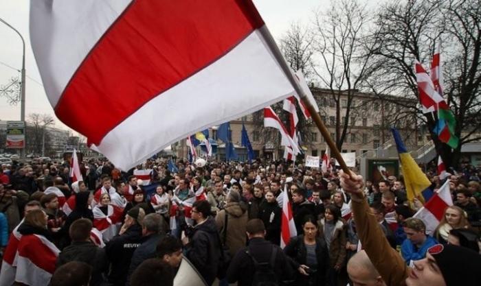 Майдан в Белоруссии: глобалисткие СМИ США и Европы организовали «правильное» освещение