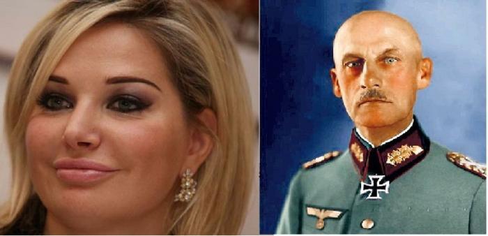 Мария Максакова – внучка фашистского генерала. Как говорят: яблоко от яблони...