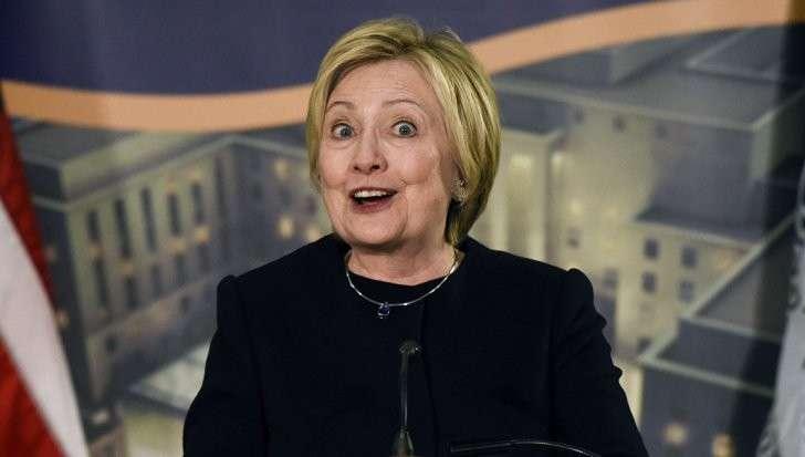 Дональд Трамп ищет связи Хиллари Клинтон с жуликами из России