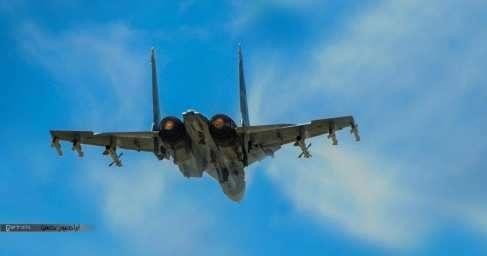Американский наёмник снял гибель отряда от ракеты самолета ВКС России