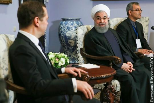 Россия не откажется от славяно-арийского союза с Ираном