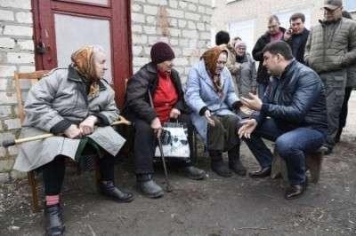 Киевской хунте: за Балаклею, спасибо! Благодарный народ