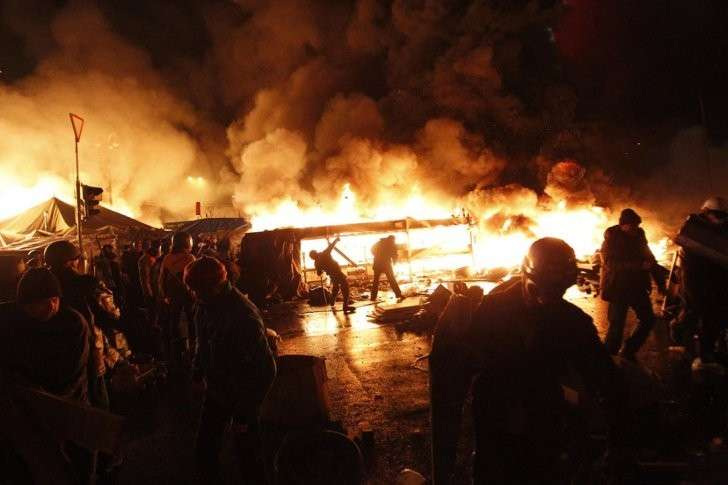 На что готов пойти Запад для дестабилизации ситуации в Евразии?