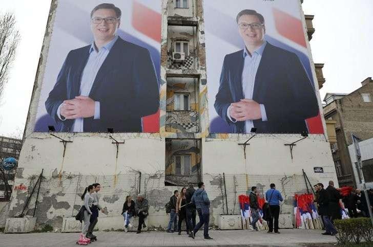 Фактор Владимира Путина на сербских выборах. Ростислав Ищенко