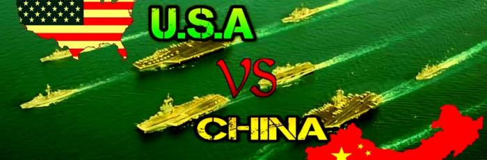 Вооруженные силы США и Китая, на сколько они сопоставимы?