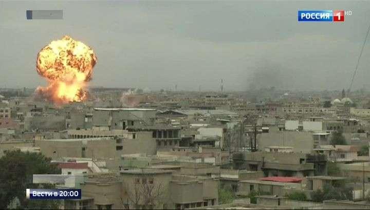Вашингтон начал расследовать факты массового убийства мирных иракцев собственной авиацией