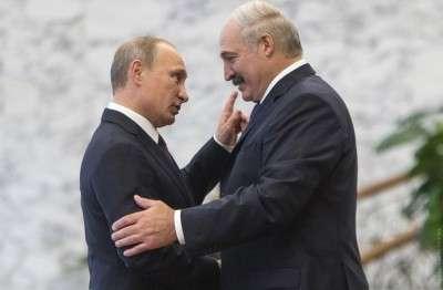 Лукашенко назвал Путина родным братом и сообщил о готовности отстреливаться с ним спина к спине