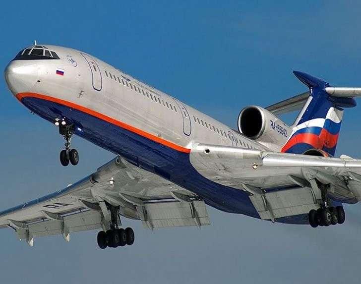 Диверсия на Ту-154 в Сочи: СМИ опять лгут про гибель самолёта
