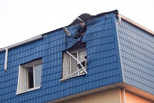 Украина: из гранатомета по польскому консульству. Типичная краина