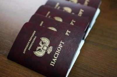 ДНР расширила перечень граждан, которые имеют право на получение паспорта республики