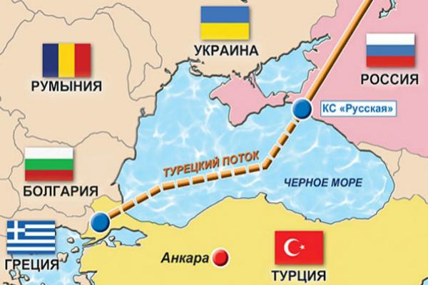 Россия и Турция: союзники против глобалистов
