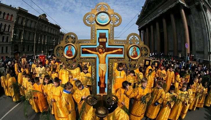 Святое рейдерство от религиозных фанатиков. Ничего личного всё только Бога ради