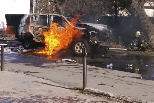 ДНР и ЛНР: в Мариуполе взорвали полковника СБУ. 1:0 в пользу народных республик