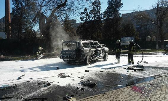 Полковник СБУ Хараберюш: взрыв Мариупольского «кондиционера»