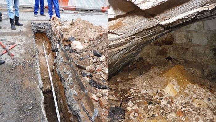 Москва: найдена подземная тайная комната для подслушивания средневекового СМЕРШ