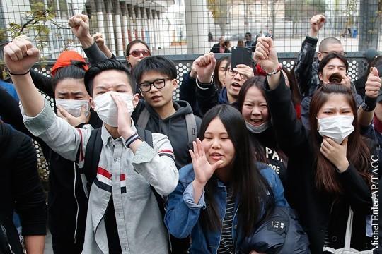 Китайский бунт начался с Франции. На очереди другие страны Европы?