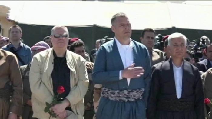 США подбивают иракских курдов провести референдум о независимости от Багдада