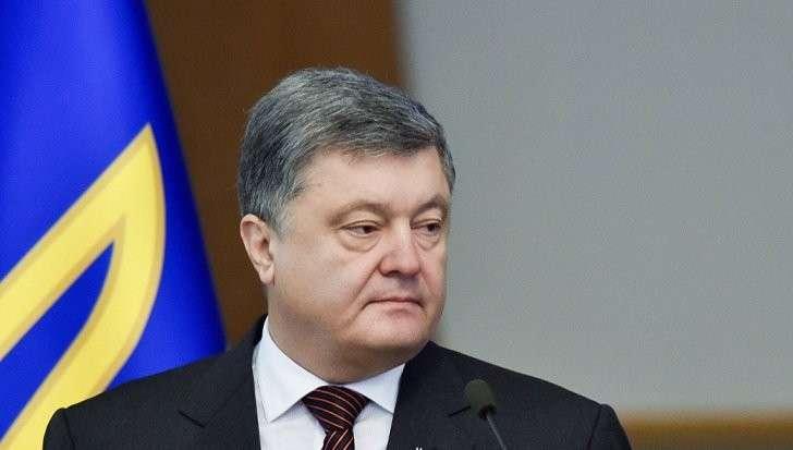 Порошенко умоляет Европу повесить Украину на шею