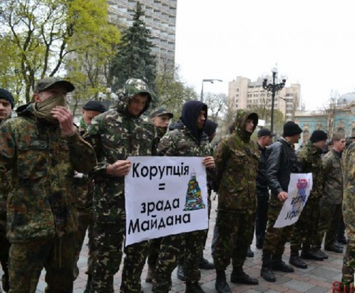 Проклятье Украины: чем больше «майдан» борется с коррупцией, тем богаче коррупционеры «майдана»
