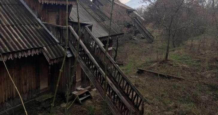 Под Алуштой обнаружили жуткий пансионат Олега Белавенцева