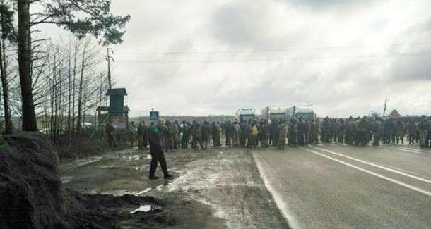 Пошлёт ли Киевская хунта карателей против самопровозглашённой Янтарной республики на Волыни?