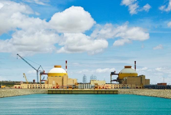 В Индии «Атомстройэкспорт» перевёл врежим коммерческой эксплуатации блок 2 АЭС «Куданкулам»