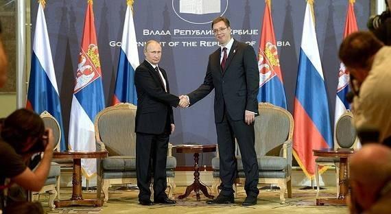 Выборы в Сербии: Вучич пообещал сохранить добрые отношения с Россией