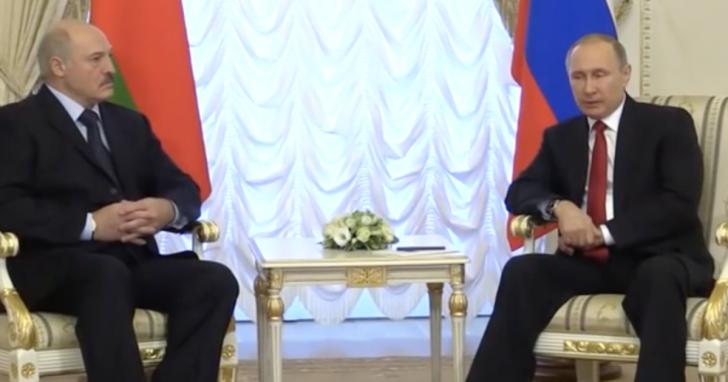 Владимир Путин комментирует взрывы в метро Санкт-Петербурга