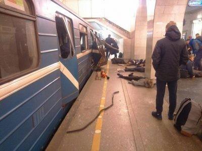 Теракт в питерском метро – расшатывание ситуации для Майдана в Москве
