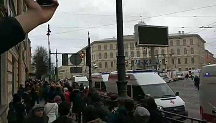 Теракт в метро Санкт-Петербурга сплотил жителей города