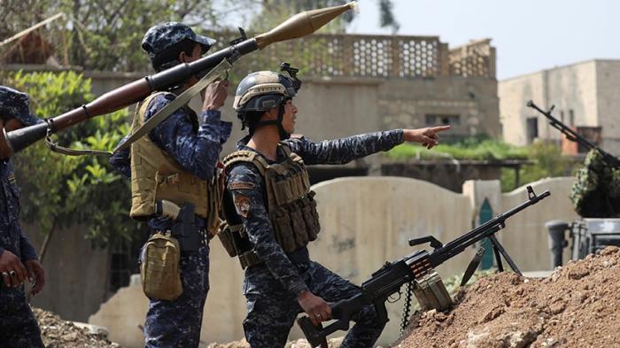 Американские и иракские военные запрещают работу журналистов в Мосуле